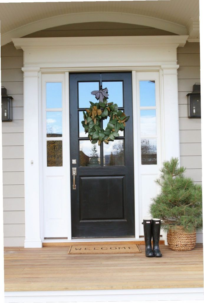 Front Door Decor Magnolia Wreaths Mcgee Amp Co