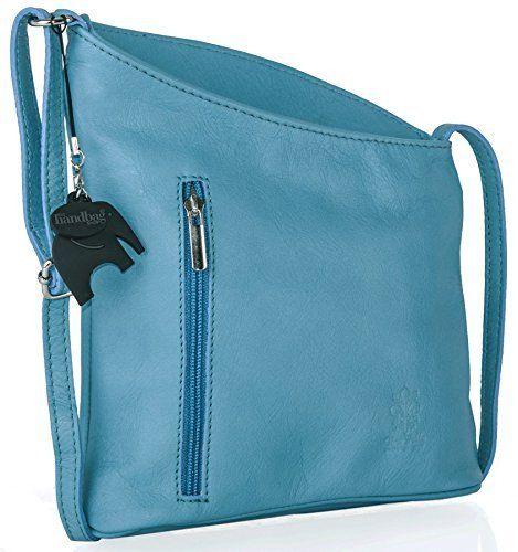 ... Black Amazon.ca Shoes Big Handbag Shop Womens Small Genuine Soft  Italian Leather Cross Body Bag ab00be543f2b2