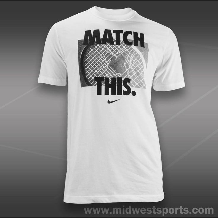 56 best pure tennis t shirts images on pinterest t for Betterer t shirt nike