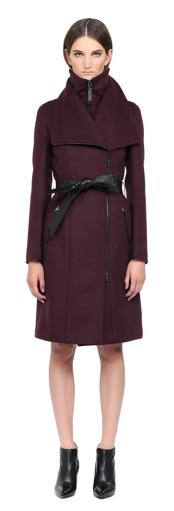 Mackage - Manteau en laine Nori