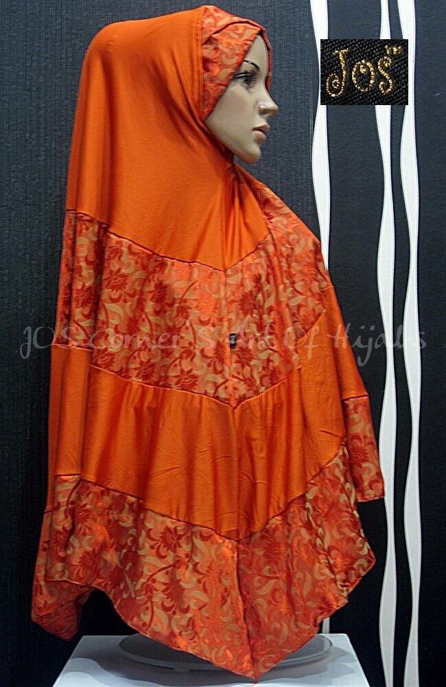 Jaguar silk jilbab by jos inner silang @Rp130.000