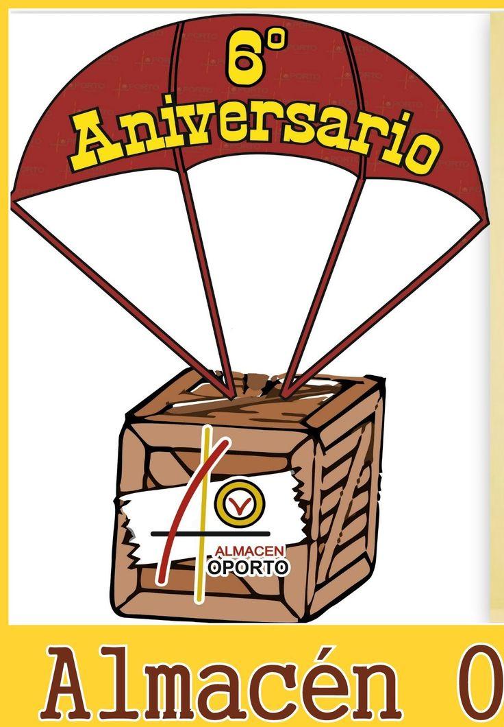 Sexto Aniversario Almacén Oporto BuenaMar