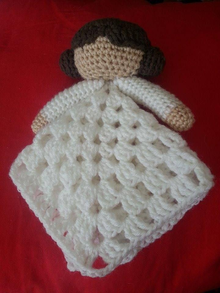 crochet bb star wars petits gteaux la scurit lovey star wars baby blanchet artisanat artsy artisanat bricolage produits de scurit