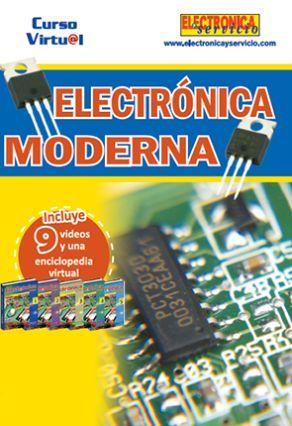 Curso Virtual de Electrónica Moderna.