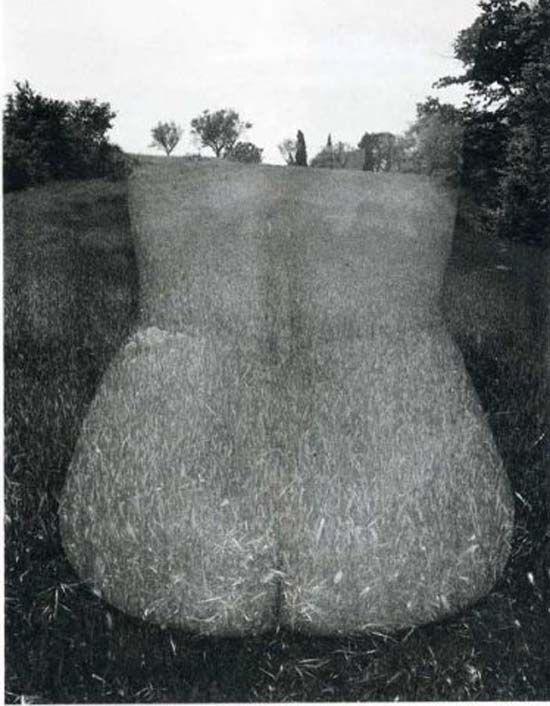 """Самоучка Гарри Каллахан. Его трава, """"ню"""" и уличная фотография"""