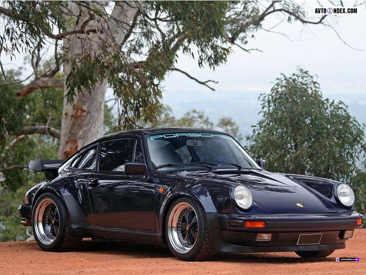 1989 Porsche 911 Turbo - Classic