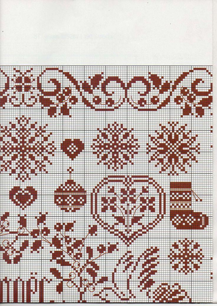 40 best images about punto croce on pinterest perler for Schemi a punto croce gratis
