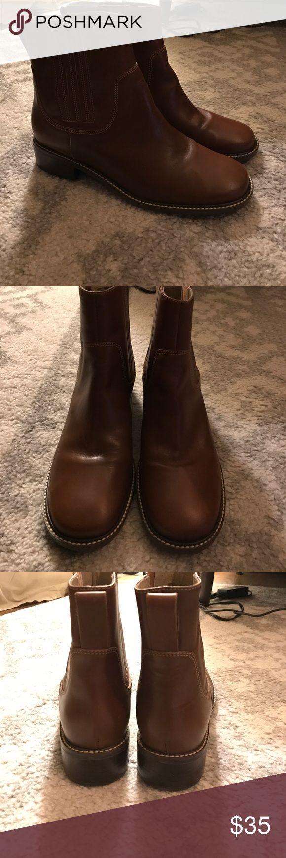 LL Bean Boots VGUC. Run a little big. L.L. Bean Shoes Ankle Boots & Booties