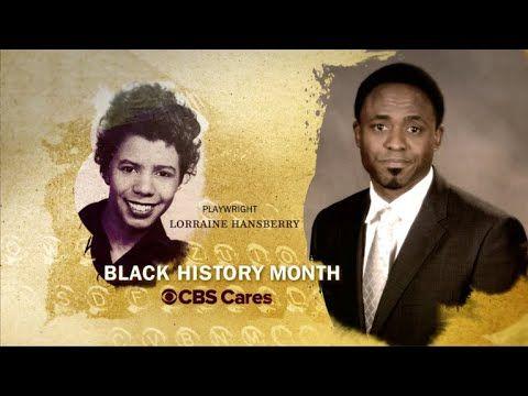 CBS Cares - Wayne Brady On Lorraine Hansberry - YouTube