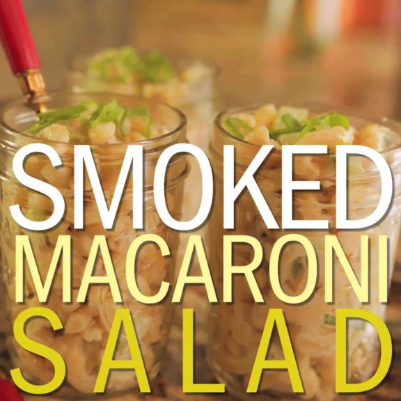 This macaroni salad combines classic flavors with a rich and smoky twist. It's a definite game changer.