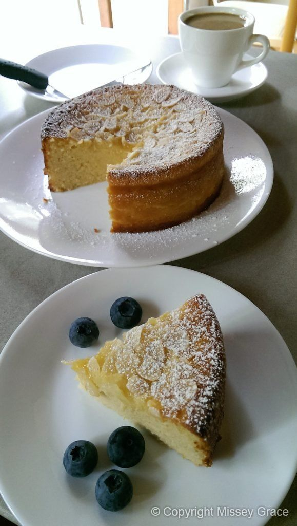 Missey Grace's Cheese Cake
