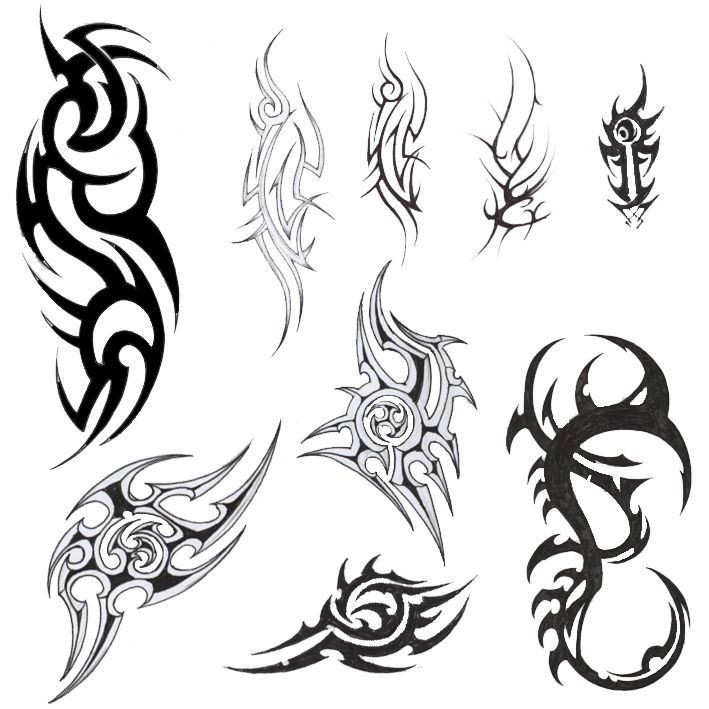 inside forearm tattoos for men | ... Tips In Choosing Tribal Tattoos for Men - Best Hair and Tattoo Ideas