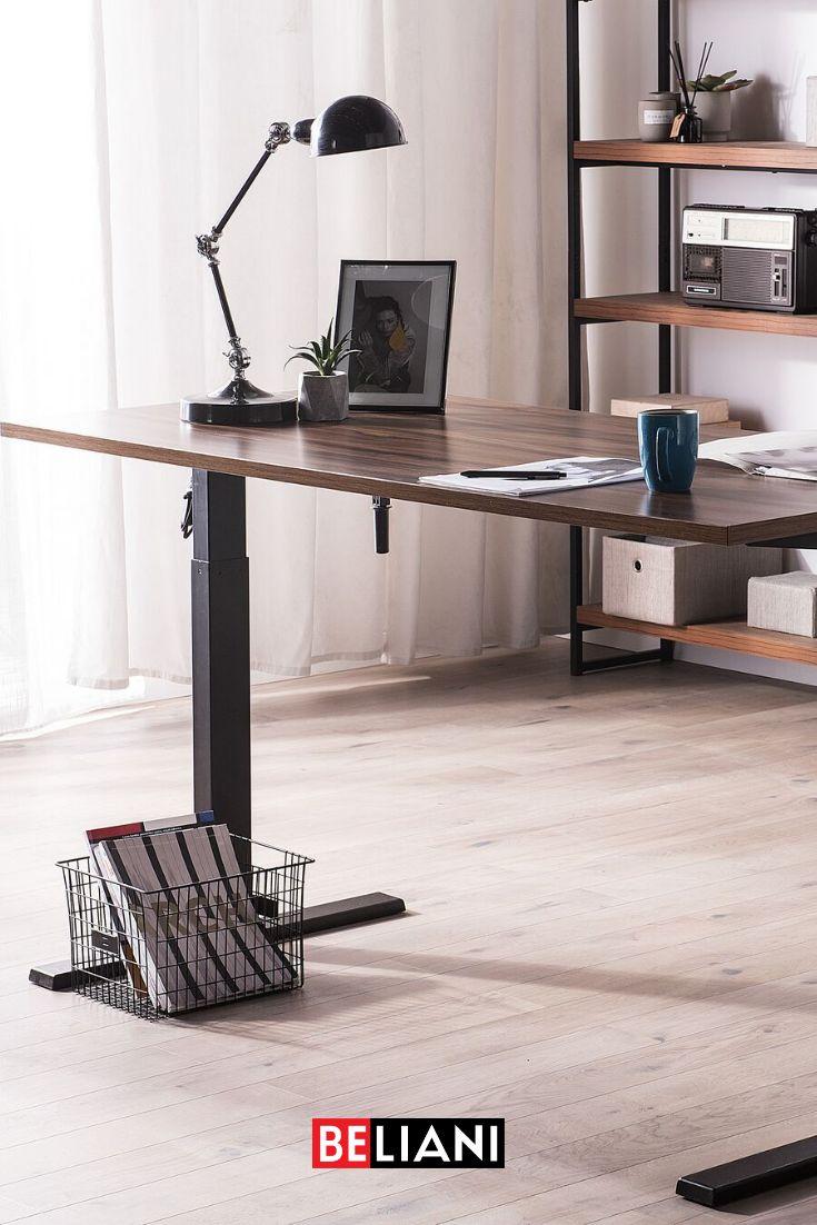 Elektrisch Höhenverstellbarer Schreibtisch Ikea   New ...