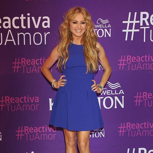 Video: Paulina Rubio: 'Mi única prioridad es mi hijo'
