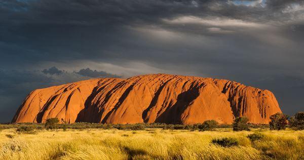 Uluru is not a Pagan space.