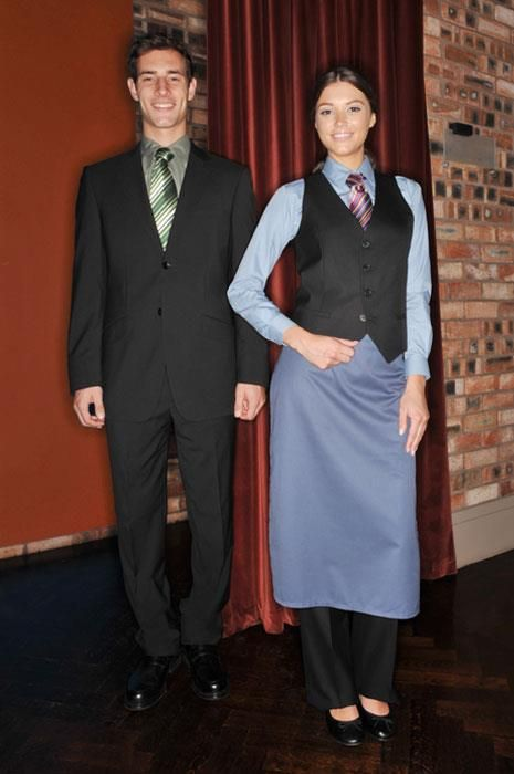 Restaurant uniforms Restaurant uniforms Pinterest  : db52d78e46d3ab384165760ccb270d77 from www.pinterest.com size 465 x 700 jpeg 40kB