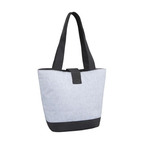 Deluxe Insulated Lunch Bag - Grey & Black | Kmart