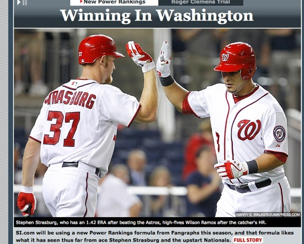 The Nats are doing awesome this year and I am more excited about baseball than ever before.National Inquisition, Washington National, Sports Illustration, Basebal Seasons, Power Rank, Sports Things, Illustration Power, Nat Baseball, National Land