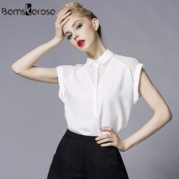 Like and Share if you want this  2017 Summer Style Blouse Women Fashion White Chiffon Elegant Shirt Female Work Wear Office Ladies OL Tops Women Clothing     Tag a friend who would love this!     FREE Shipping Worldwide     Get it here ---> http://www.pujafashion.com/product/2017-summer-style-blouse-women-fashion-white-chiffon-elegant-shirt-female-work-wear-office-ladies-ol-tops-women-clothing/