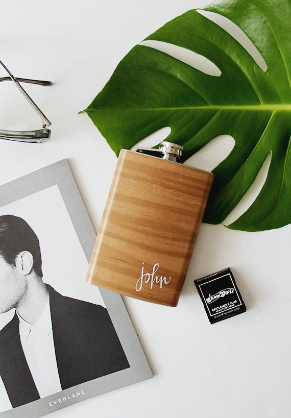last year for fathers day i made DIY cufflinks. this year how about a flask? lets face it -- most menaren't super easy to DIY gifts for. but that doesn't mean we shouldn't attempt it anyway right?...