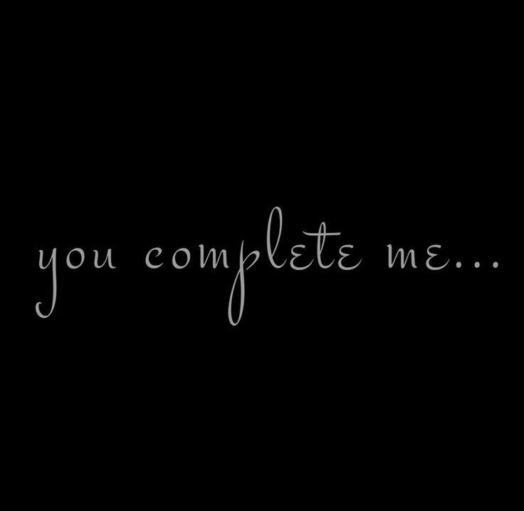 You + Me = perfecto