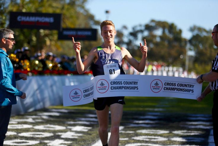 Foot Locker Champion Eyes Sub-Four-Minute Mile for Indoor Track