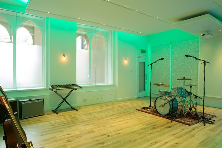 WSDG – The Church Studios / Paul Epworth