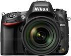 Nikon D600 comparison with D300
