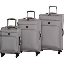 [$119.99 save 82%] it luggage MegaLite Luggage Collection 3 Piece Spinner Luggage Set NEW #LavaHot http://www.lavahotdeals.com/us/cheap/luggage-megalite-luggage-collection-3-piece-spinner-luggage/211554?utm_source=pinterest&utm_medium=rss&utm_campaign=at_lavahotdealsus