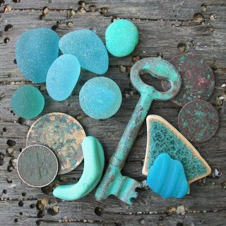 Sea Glass Jewelry by Ecstasea