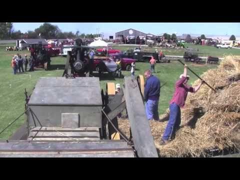 Days Gone By Tractor Show & Threshing Portland, TN