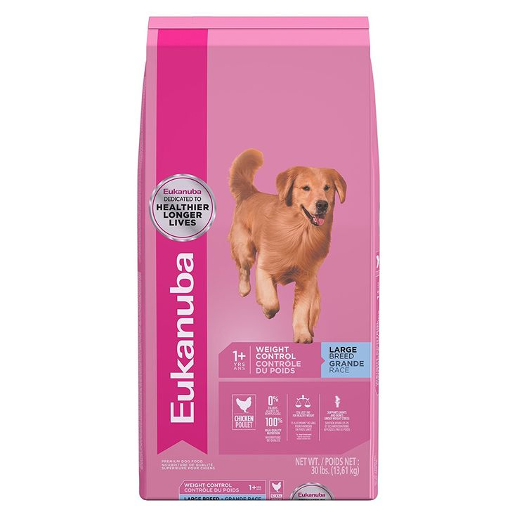Eukanuba Large Breed Weight Control Adult Dog Food, 30 lbs. ** Trust me, this is great! Click the image. : Dog Food
