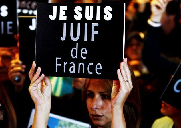 French Jews Flee To Israel In Record Numbers To Escape Rising Anti-Semitism In Europe