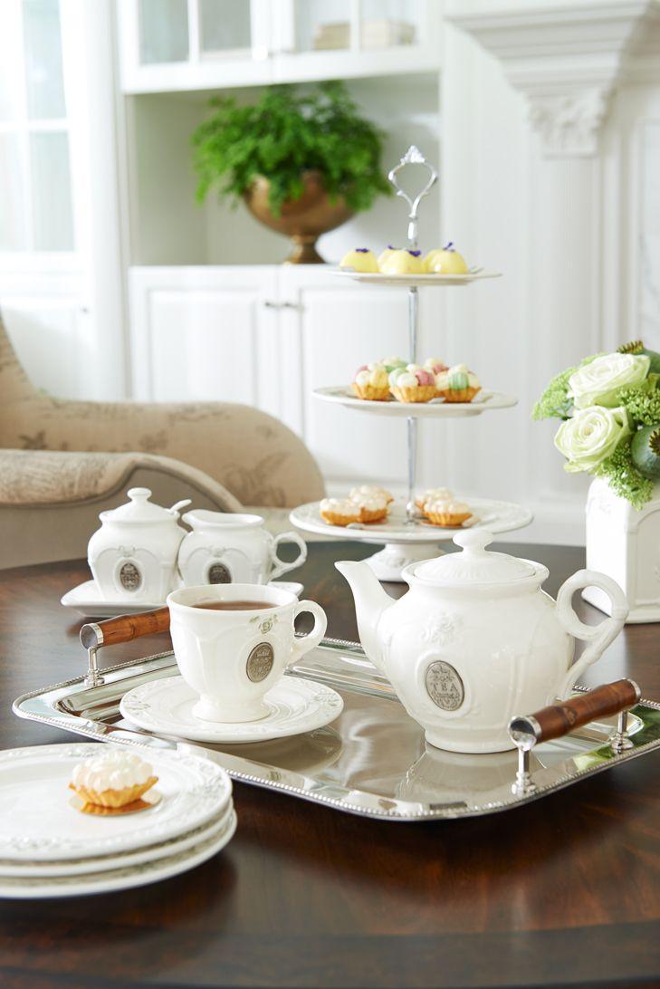 Priscilla Tea Set | Bombay Canada