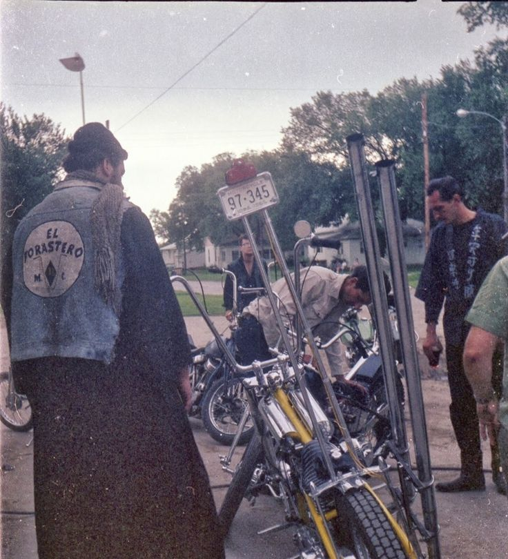 228 Best Outlaw Bikers Images On Pinterest