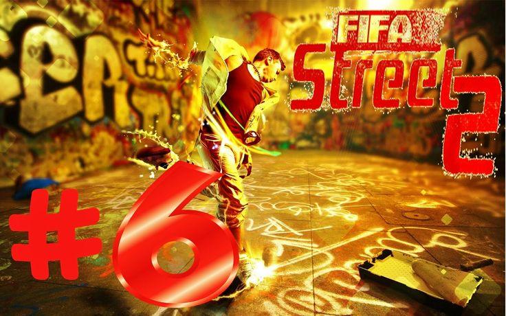 FIFA Street 2 / Gameplay #6