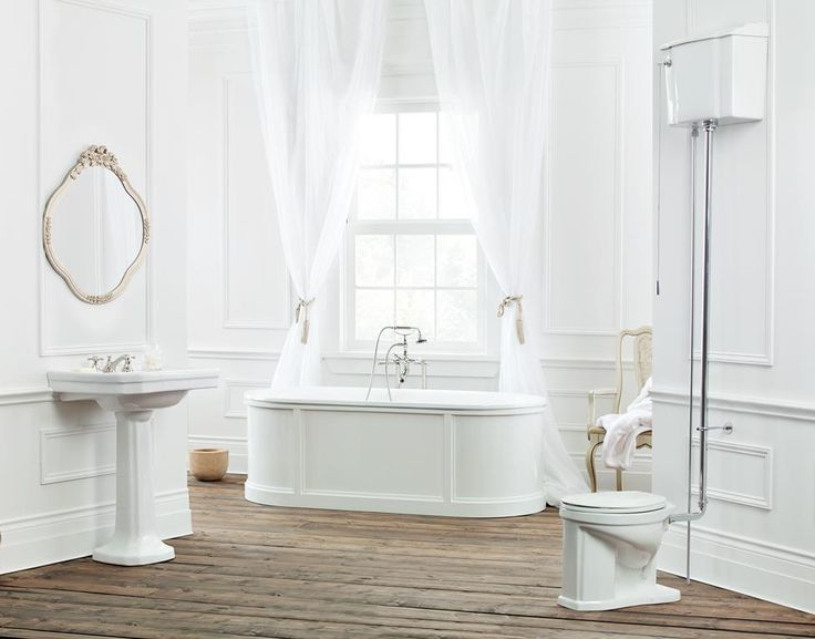 Cheviot Buckingham Tub, Sink, And Water Baisin Toilet. For More Information  And Photos