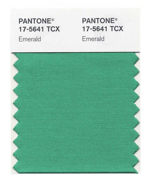 2013 Pantone color of the year! Emerald. Gorgeous.