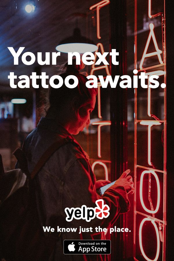 Want to get your first tattoo or add to your collection? We've got tons of great local recommendations. Searching for a local artist? We can help. Not sure what to get and need some design inspiration? We got you. Whatever your tattoo needs, we've got a ton of great local spots lined up. With recommendations from millions of users, we know just the place.