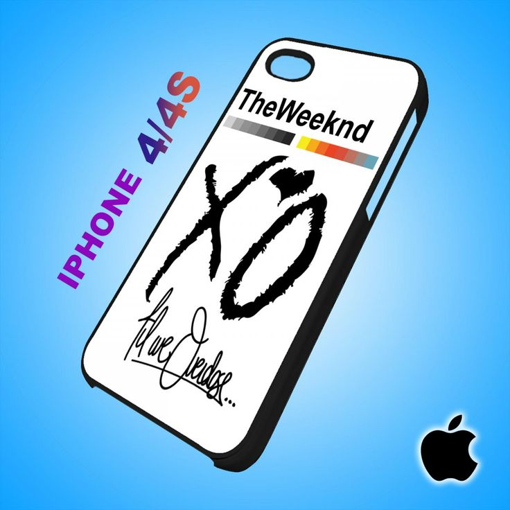 XO The Weekend Drake Ovoxo iPhone 4/4S Case Durable Plastic
