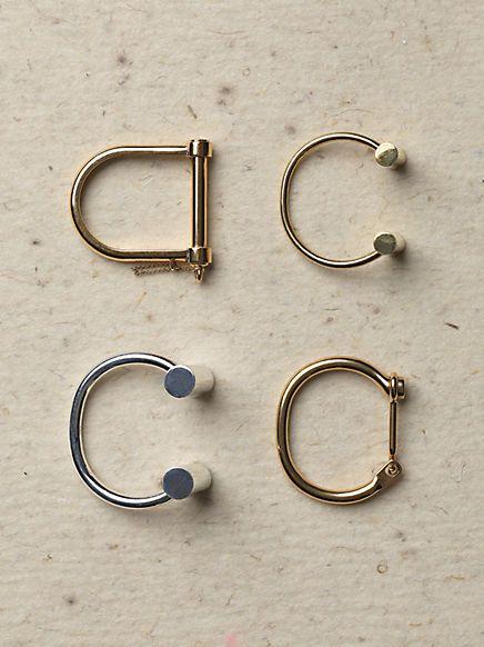 Celine Handcuff/Geometric/Hook Bracelets