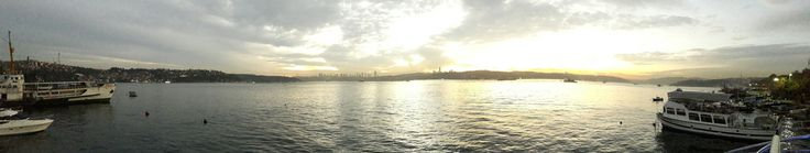 İstanbul boğazı....most beautiful place in the world: Bosphorus of Istanbul
