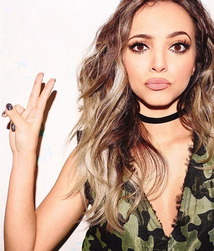 """Jade Thirlwall for Little Mix's book """"Our World"""""""
