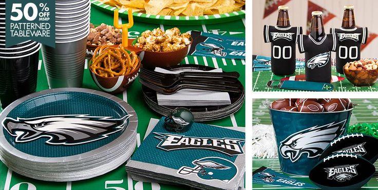 NFL Philadelphia Eagles Party Supplies