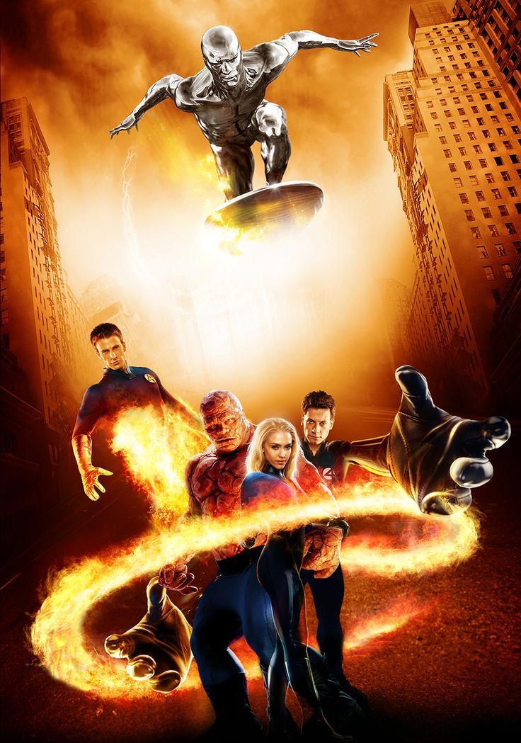 Fantastic 4: Rise of the Silver Surfer (2007) | Discover the secret of the Surfer