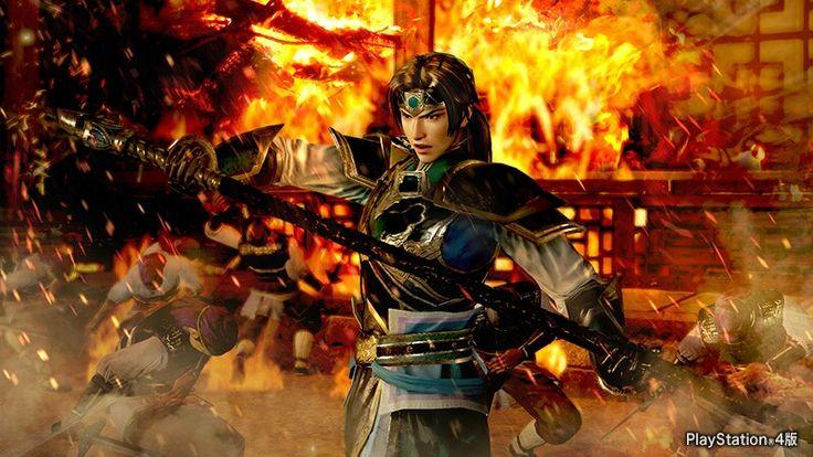 趙雲 / Zhao Yun - Dynasty Warriors   趙雲, 三國, 検索