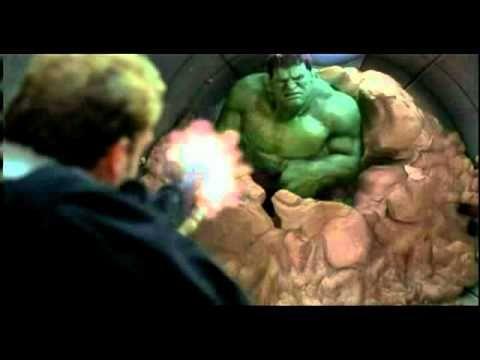 Talbot Death (Hulk 2003) - YouTube