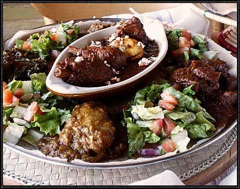 Ethiopian, my favorite food!