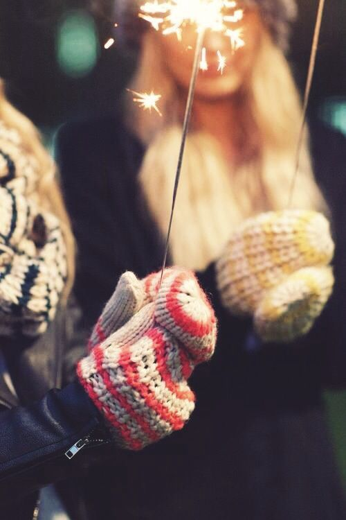 Another favourite of mine! Simple sparklers! Remember, Remember the fifth of November.