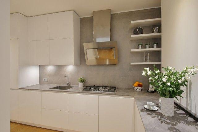 Oltre 25 fantastiche idee su cappa cucina su pinterest - Altezza cappa cucina ...